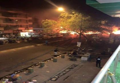 Đánh bom kép tại Baghdad, hơn 80 người thiệt mạng