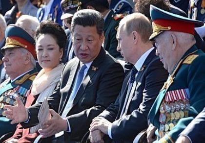 Nga-Trung sắp tập trận gần biển Đông?