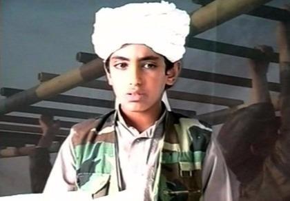 Con trai Osama bin Laden thề trả thù nước Mỹ