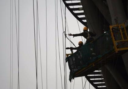 Trung Quốc: Thang máy công trường rơi tự do, 8 người thiệt mạng