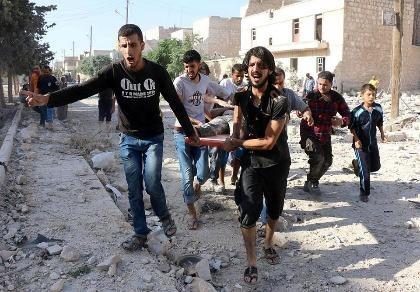 Syria tố Pháp không kích  khiến 120 dân thường thiệt mạng