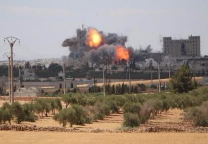 Liên quân ra tối hậu thư 48 giờ để IS buông súng, 'nộp thành'