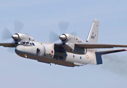 Máy bay Ấn Độ chở 29 người đột nhiên mất tích