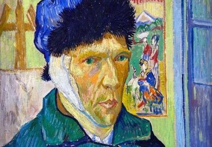 Khám phá bí ẩn cái tai bị xẻo của danh họa Van Gogh