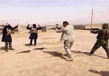 IS buông súng đầu hàng ở Libya