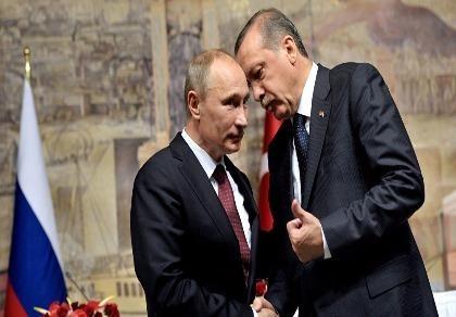 Nga-Thổ làm lành, vô hiệu hóa lệnh trừng phạt của NATO?