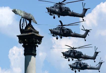 Nga tập trận ở biển Đen sau căng thẳng leo thang với Ukraine