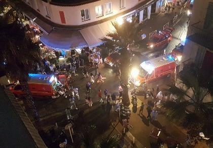 Pháp: Giẫm đạp do sợ xả súng, 40 người bị thương