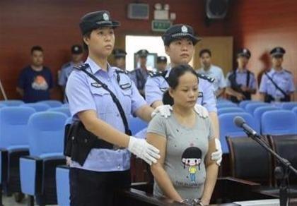 Trung Quốc tử hình nữ quái buôn bán trẻ em từ Việt Nam