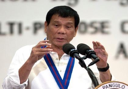 Philippines dọa bỏ Liên Hiệp Quốc, mời Trung Quốc lập tổ chức mới