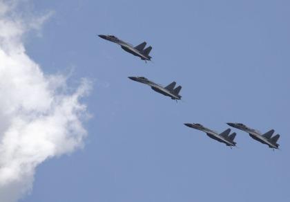 3 máy bay quân sự Trung Quốc bay vào KADIZ Hàn Quốc