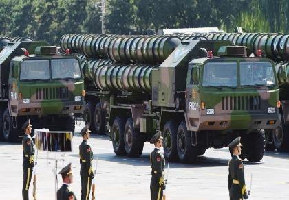 Trung Quốc khoe tên lửa mới đối phó hệ thống THAAD tại Hàn Quốc