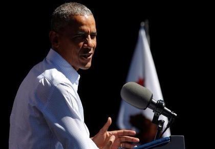 Tổng thống Obama: Sẽ cho Trung Quốc thấy hậu quả ở biển Đông