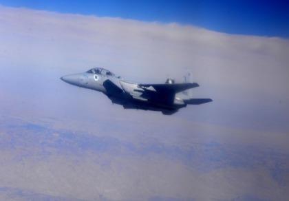 Syria tuyên bố bắn rơi 2 máy bay quân sự Israel