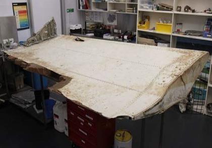 Khẳng định thêm một mảnh vỡ của MH370