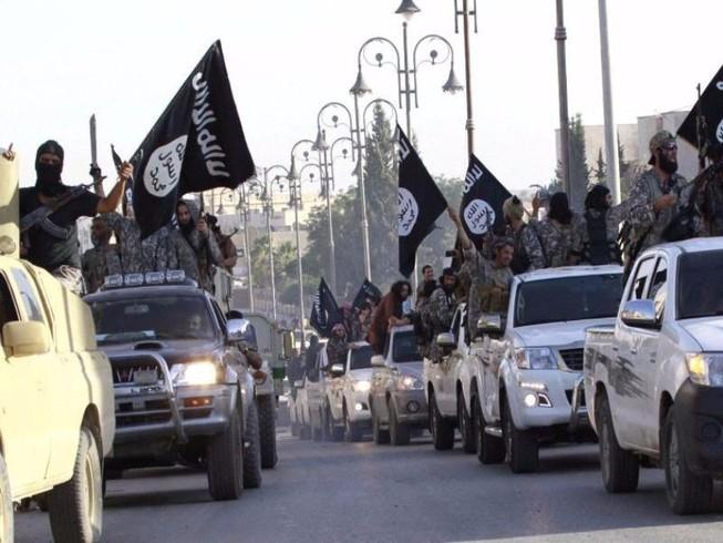 IS nói bắn rơi chiến đấu cơ Syria, phi công thiệt mạng