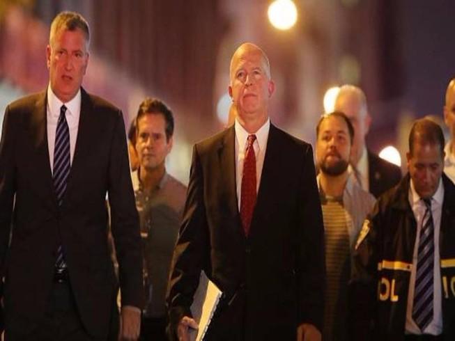 Nổ lớn ở Mỹ: Thị trưởng New York nói không phải khủng bố