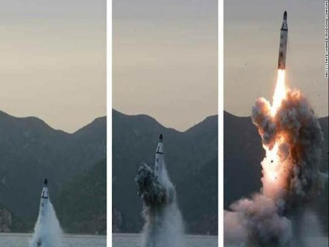 Tên lửa hạt nhân Triều Tiên đã có thể bắn tới Mỹ