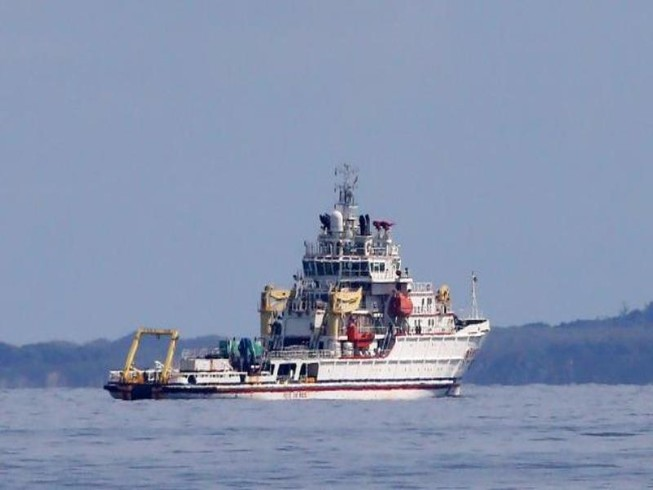 Tàu Trung Quốc tham gia tìm MH370 bị nghi do thám Úc