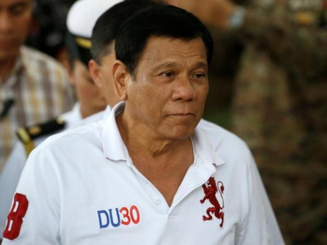 Ông Duterte tuyên bố tập trận chung lần cuối với Mỹ