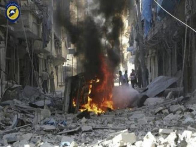 Nga cảnh báo 'hậu quả nghiêm trọng' với Mỹ ở Syria