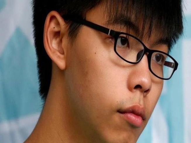 Thủ lĩnh sinh viên Hong Kong bị bắt ở Thái Lan