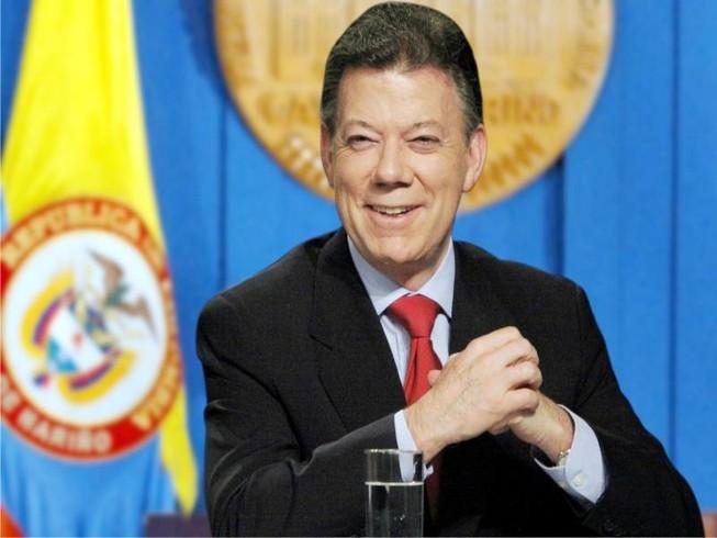 Tổng thống Colombia giành giải Nobel Hòa bình