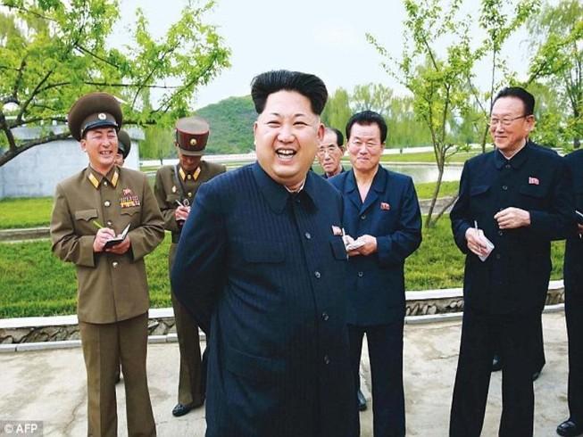 Trung Quốc đang bàn chuyện thay thế ông Kim Jong-un