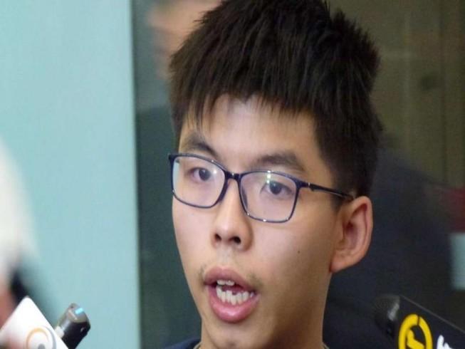 Trung Quốc nói Thái Lan tự quyết định bắt Joshua Wong