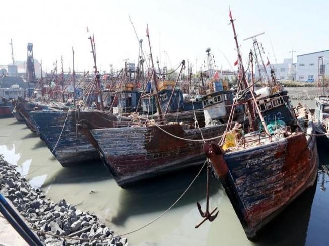 Hàn Quốc dọa dùng súng, pháo với tàu cá Trung Quốc