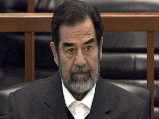 Saddam Hussein bí mật lập phòng tra tấn ở Mỹ?
