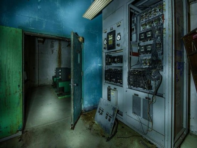 Hình ảnh bất ngờ về hầm trú bom hạt nhân 49 tuổi