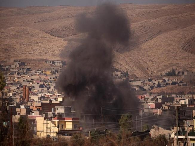 Iraq phát hiện 100 thi thể không đầu trong trường học
