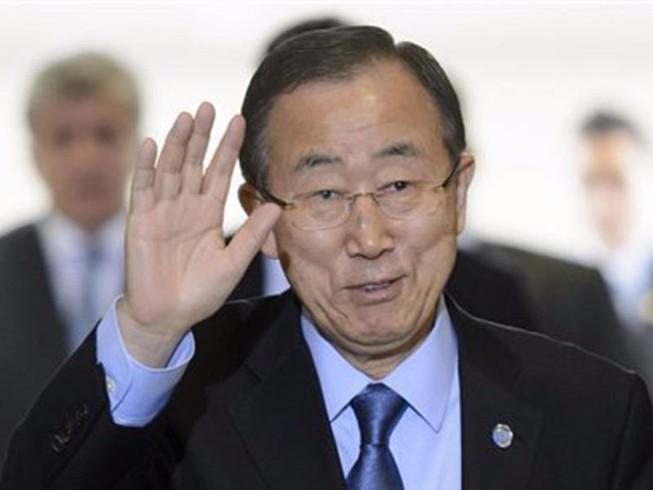 Ông Ban Ki-moon sẽ là cứu tinh của tổng thống Hàn Quốc?