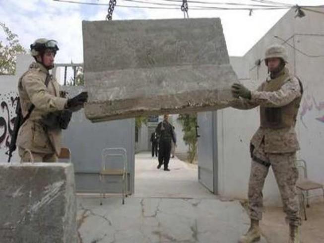 Bê tông là vũ khí 'đáng gờm nhất thời hiện đại'