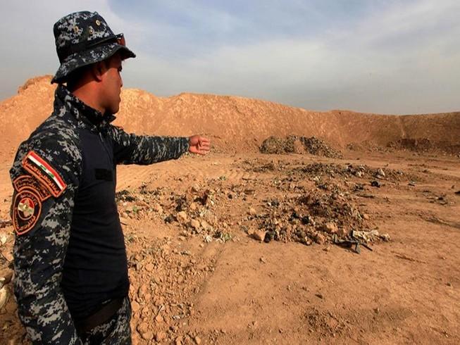 Thất thế tại Mosul, IS thảm sát hơn 300 cảnh sát