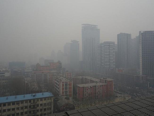 Tranh cãi 'tháp ăn khói bụi' trị ô nhiễm ở Trung Quốc