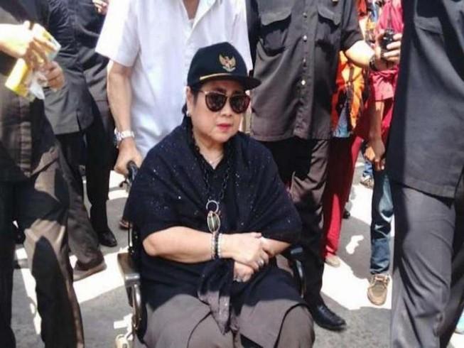 Con gái cựu tổng thống Indonesia bị bắt, nghi mưu phản