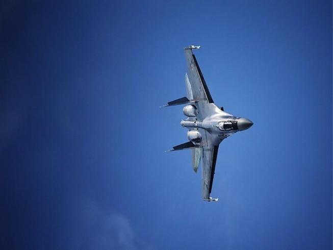 Trung Quốc nhận tiêm kích Su-35 từ Nga sớm hơn dự kiến