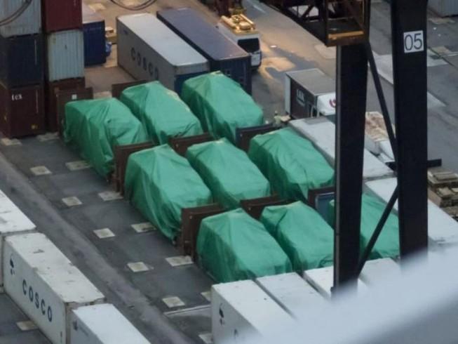Rộ tin 9 xe bọc thép Singapore biến mất không dấu vết