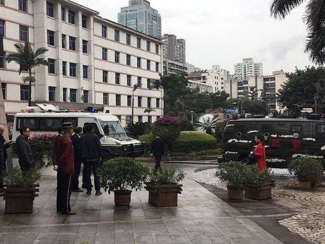 Quan chức Trung Quốc bắn bí thư, thị trưởng ở cuộc họp