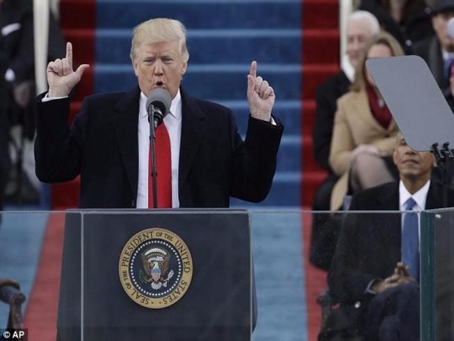 Ông Putin không xem lễ nhậm chức của ông Trump