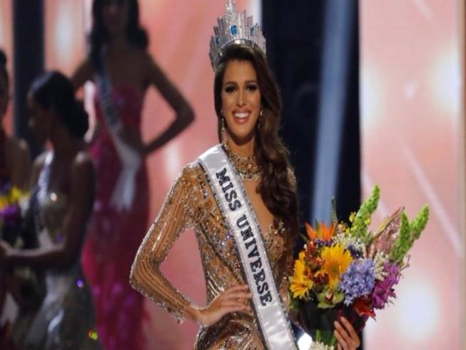 Người đẹp Pháp đăng quang Hoa hậu Hoàn vũ