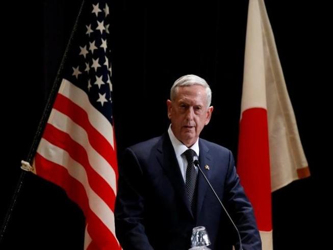 'Mỹ chưa cần có hành động quân sự lớn ở biển Đông'