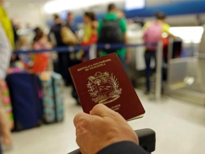 Venezuela bị tố cấp hộ chiếu, visa cho quân khủng bố