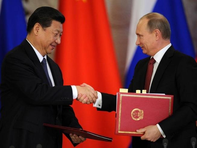 Ông Putin sắp sang Trung Quốc ký nhiều thỏa thuận lớn