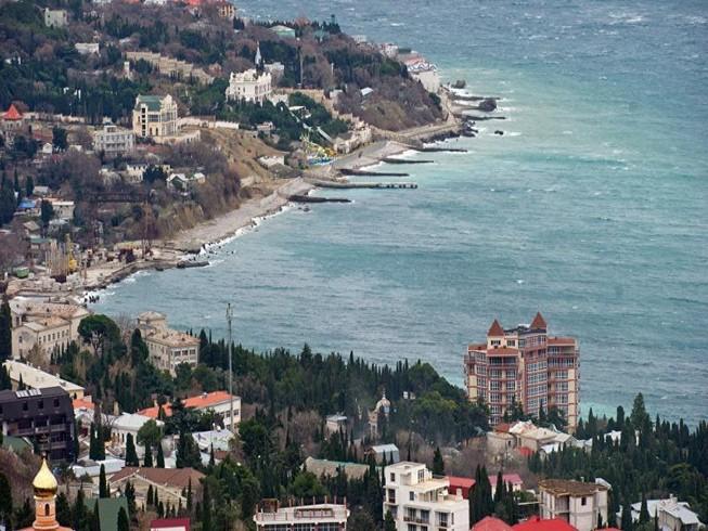 Nga tuyên bố không trả Crimea cho Ukraine