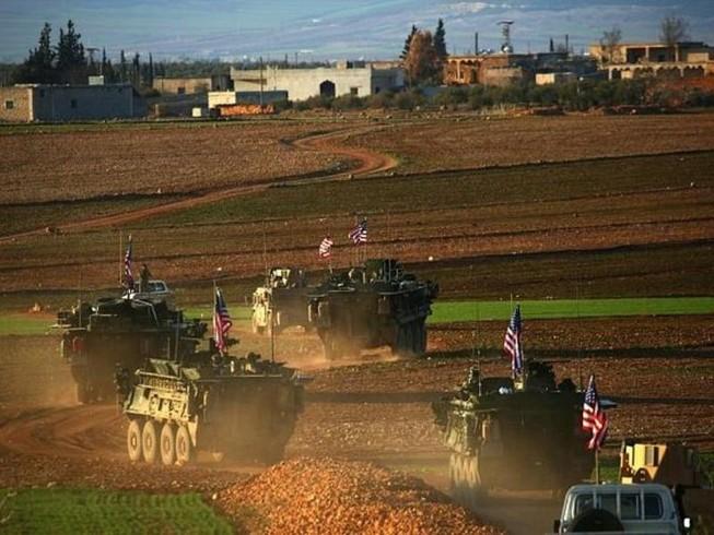 Quân đội Mỹ - Nga chạm mặt ở tiền đồn cũ của IS