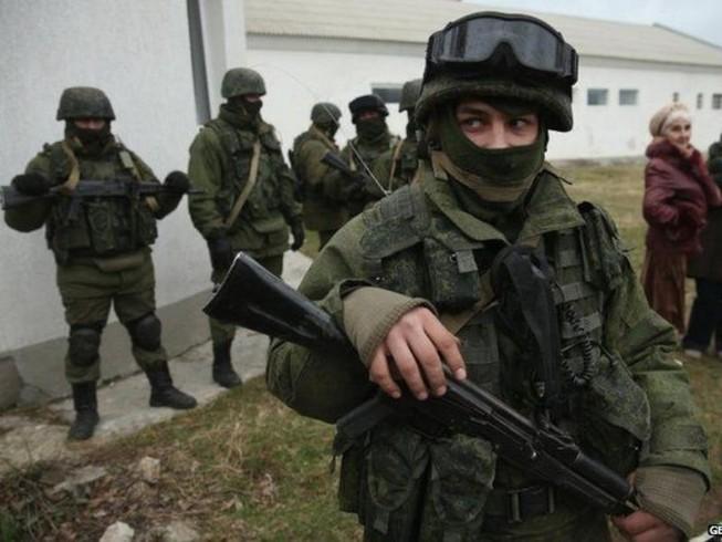 Nga có thể làm gì nếu chiến tranh với Ukraine?