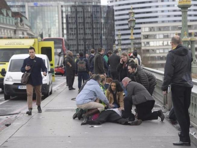 IS nhận trách nhiệm vụ tấn công quốc hội Anh